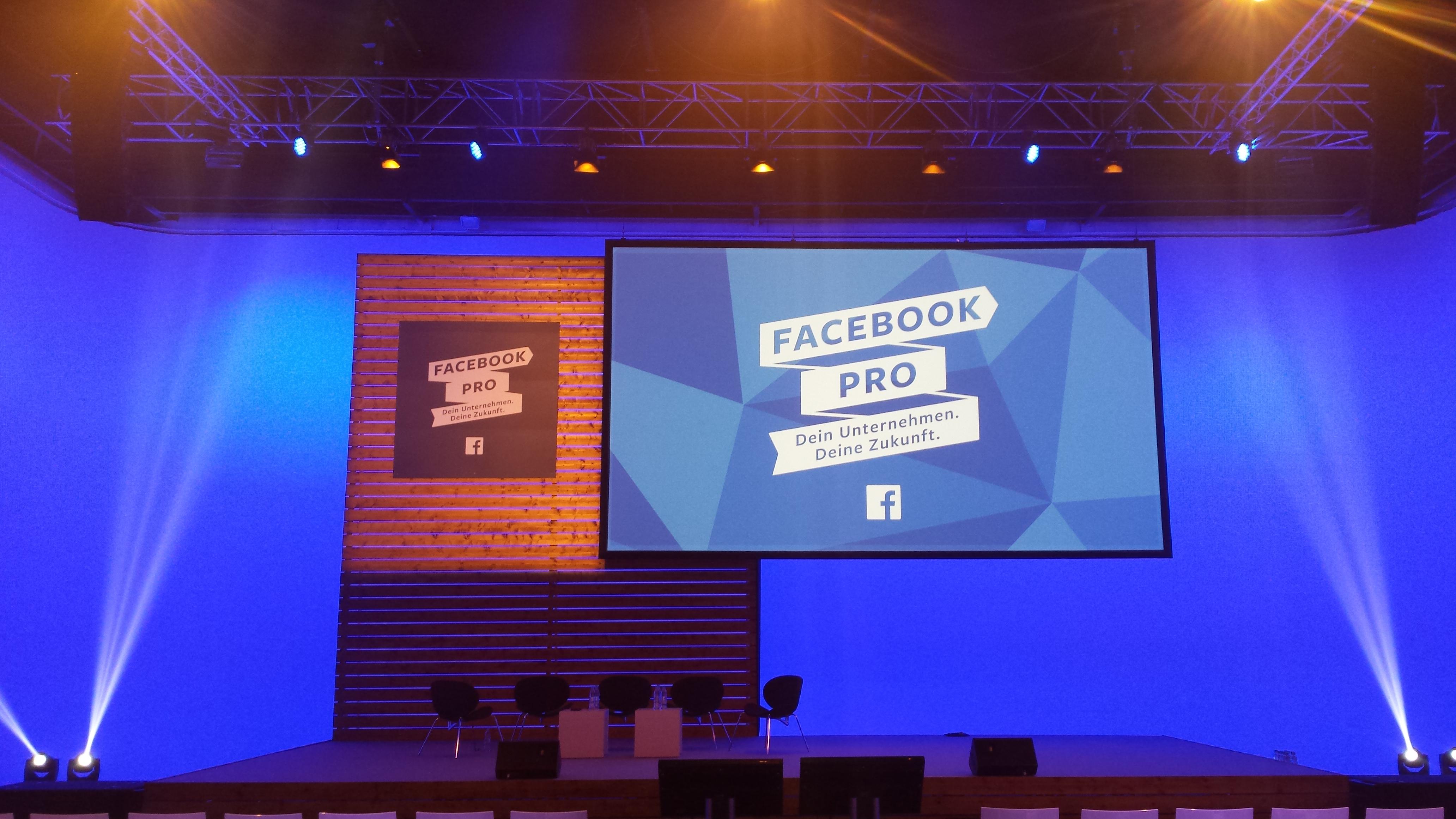 Facebook Pro München