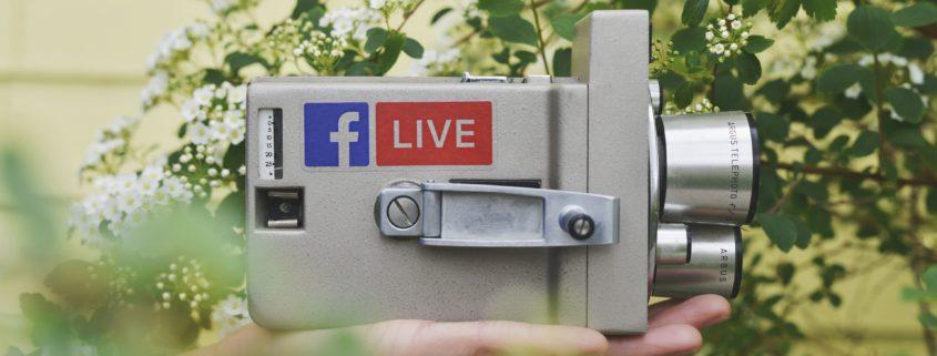 Facebook Live-Videos